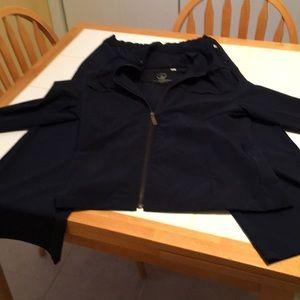 Chico's Zenergy Two Piece Pants/Jacket Suit